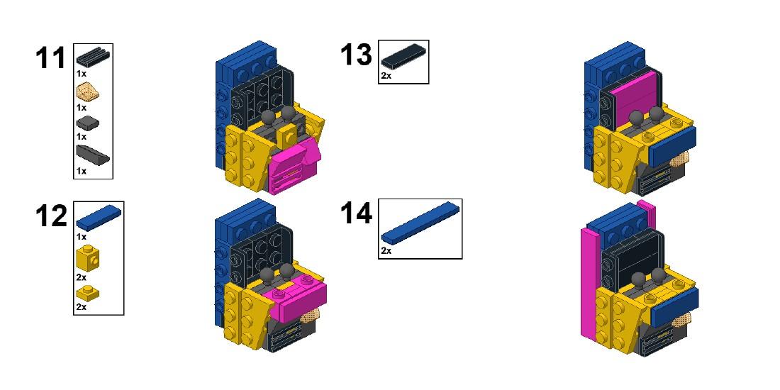 Lego Custom Car Instruction Hot Rod Model Videopdf Cheap